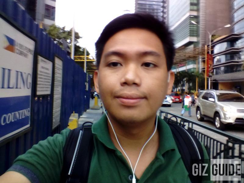 Kata M2L selfie sample