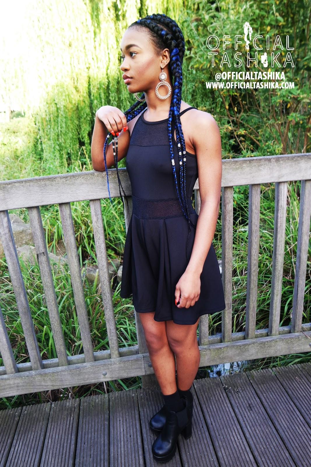 Tashika Bailey | That Little Black Playsuit