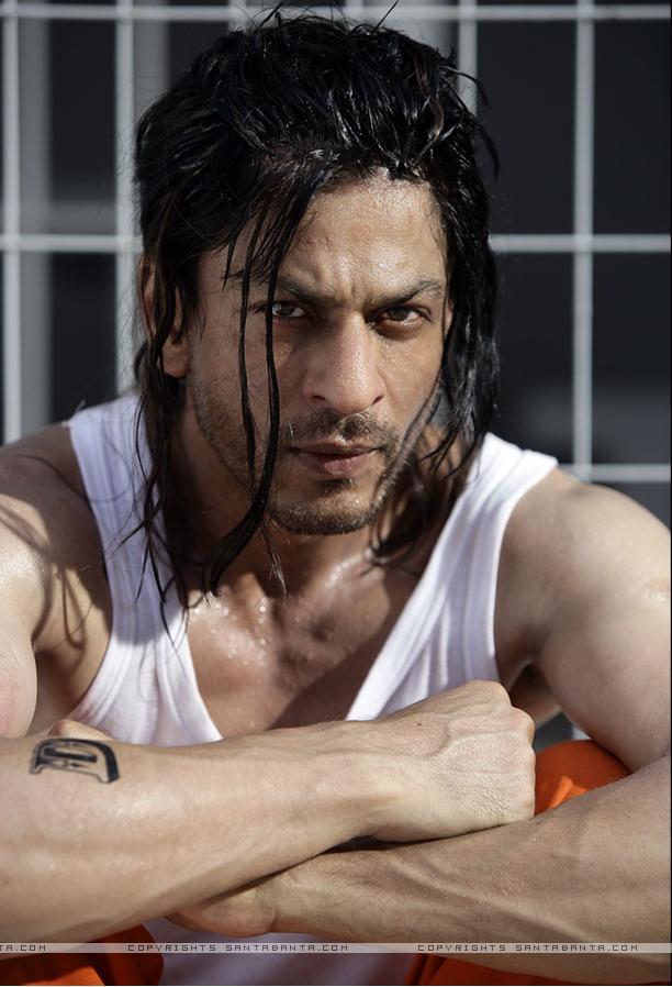 Shahrukh Khan Hairstyle In Don 2
