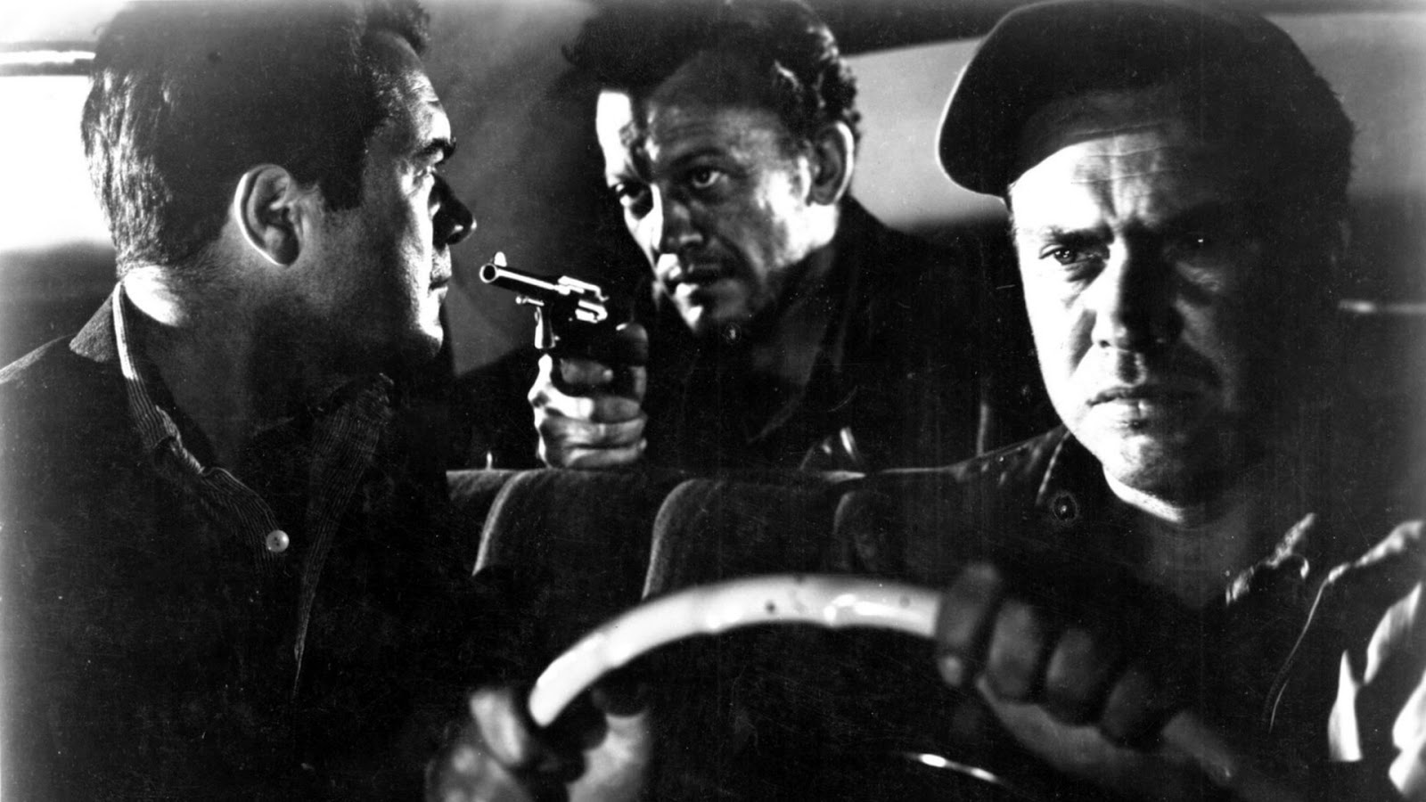 The Hitch-Hiker 1953 film noir Edmond O'Brien