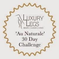Luxury Legs challenge