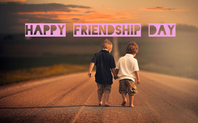 celebrations happy friendship day with your friend 2018
