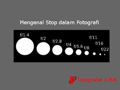 Mengenal Stop Dalam Fotografi