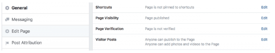 How To Verify Facebook Page<br/>