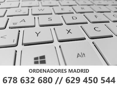 ORDENADORES-MADRID