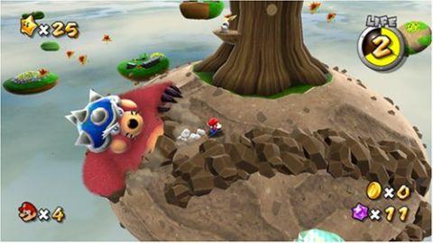Mario galaxy iso fr