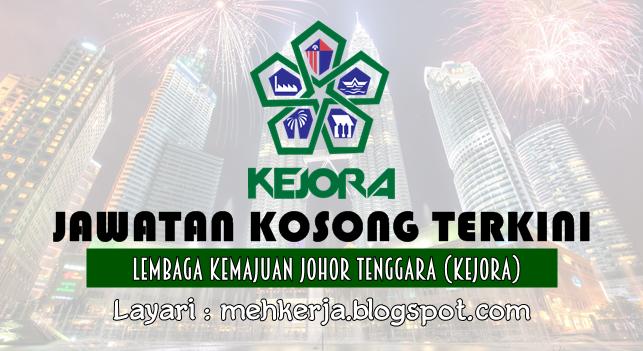 Jawatan Kosong Terkini 2016 di Lembaga Kemajuan Johor Tenggara (KEJORA)