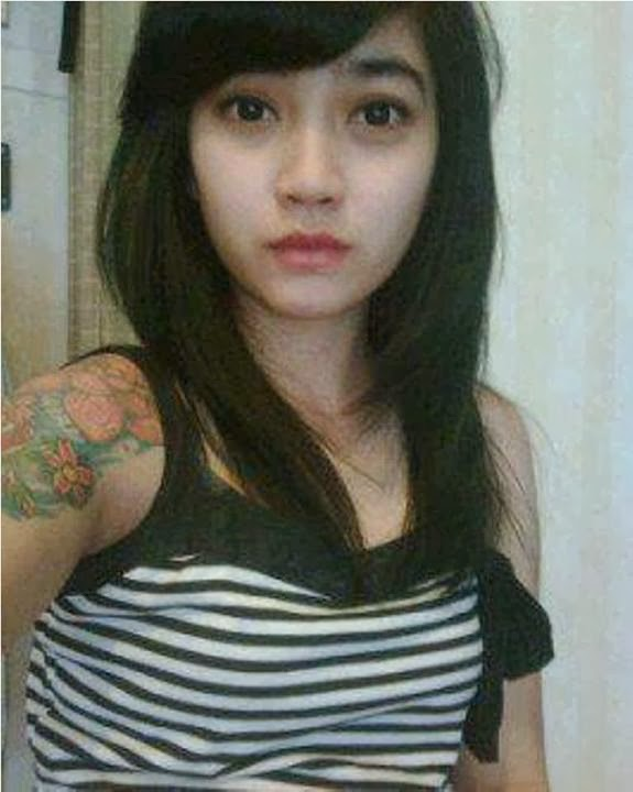 Hot Indonesian Girls With Tattoos Pics  Jakarta100Bars -1151