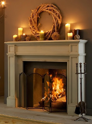 Diy Fireplace Faux