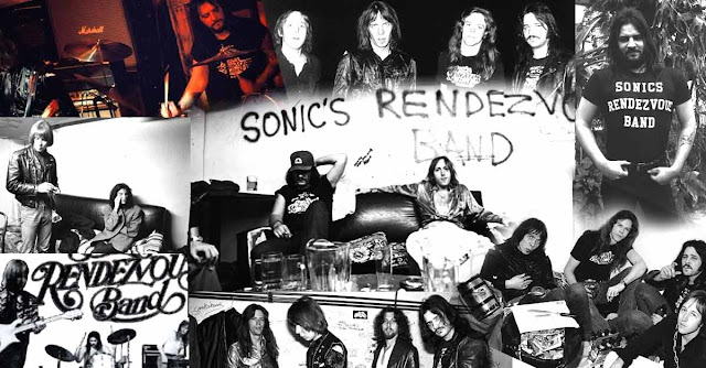 Sonic Rendezvous band
