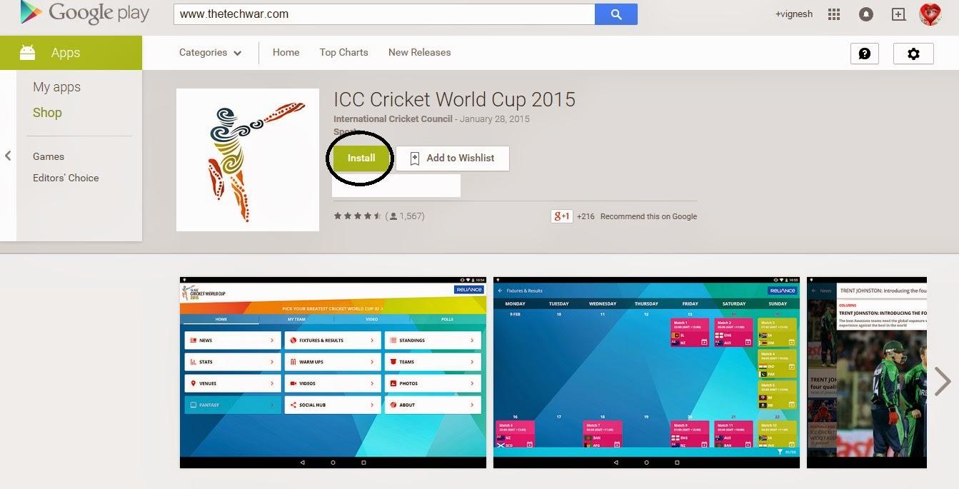 Icc Cricket World Cup 2015 Fixtures Pdf