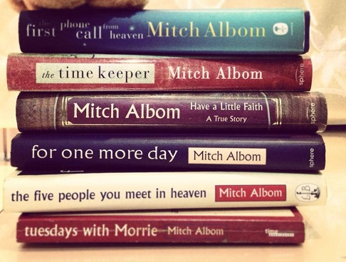 Complete List of Mitch Albom | Free Pdf Download