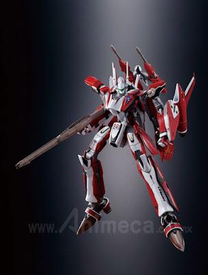 DX Chogokin YF-29 Durandal Valkirie (Alto Saotome Custom) Macross Frontier the Movie Sayonara no Tsubasa