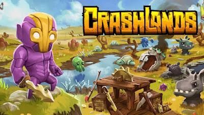 Crashlands Apk Mod v1.2.8 Terbaru 2017 (update)