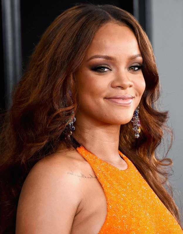 Rihanna Named Harvard University's 2017 Humanitarian of the Year