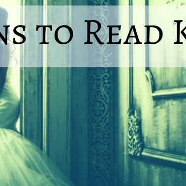 5 Reasons To Read KEEPER by Kim Chance