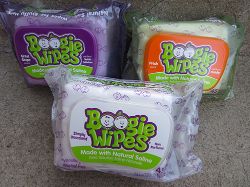 Everyone should have Boogie Wipes ~ #Review #Giveaway