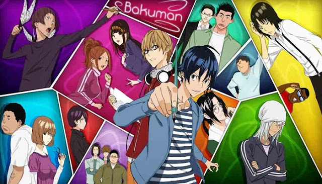 Download Bakuman Subtitle Indonesia