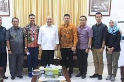 Wali Kota Medan Drs. H. T. Dzulmi Eldin S, MSi sangat mengapresiasi  akan digelarnya Pekan Kebudayaan India