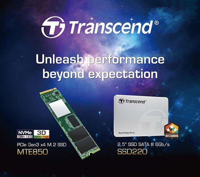 Transcend SSD220 And Other Transcend Items To Be Showcased at Rampage 2017