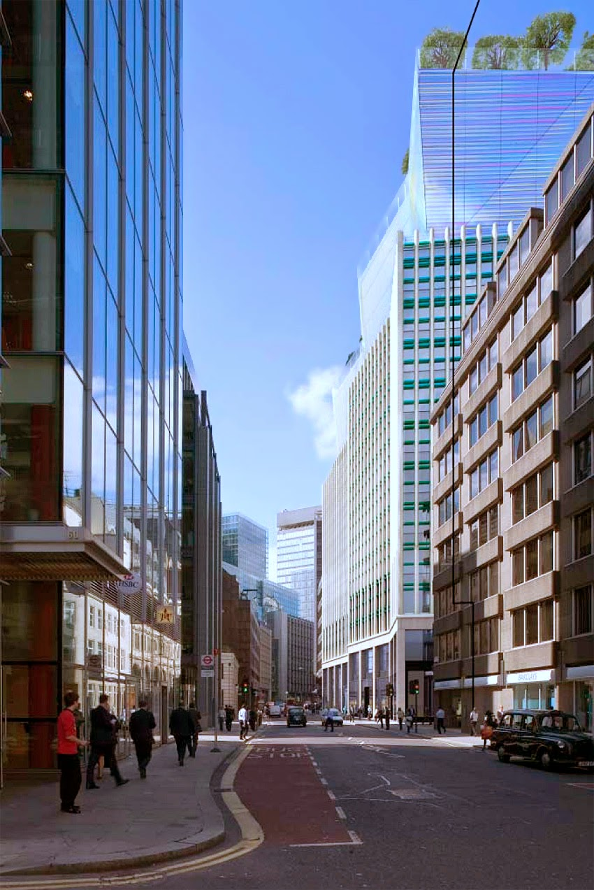 Proposed 120 Fenchurch Street development