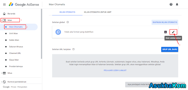 Cara Memasang Iklan Google Adsense di Blogspot untuk Pemula