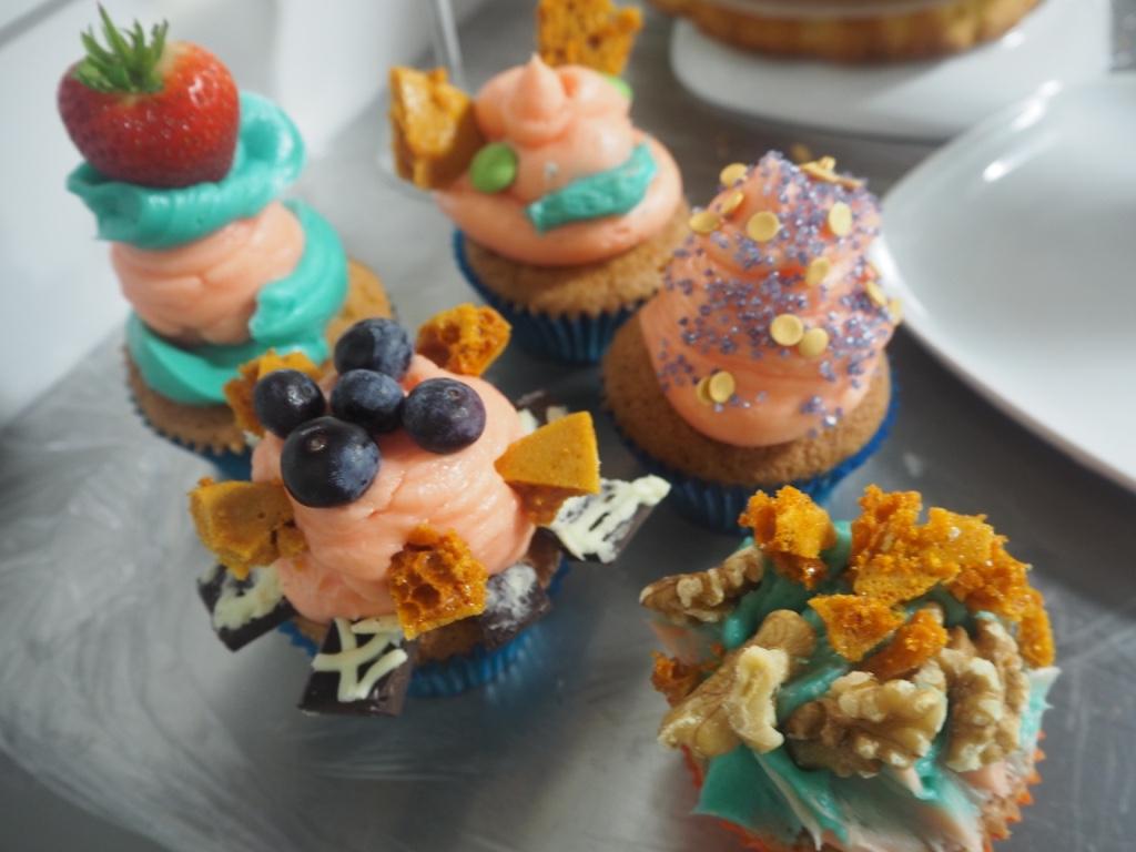 cupcake decoration ideas
