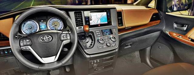 2018 Toyota Sienna Redesign