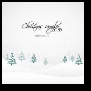 Christmas sampler 2016