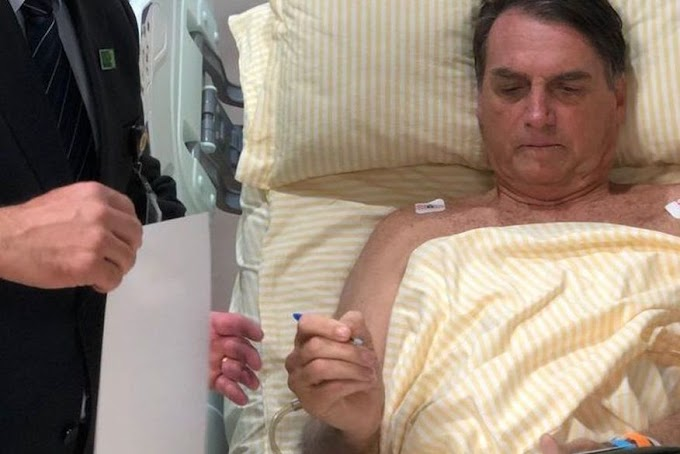 HOSPITAL ALBERT EINSTEIN: Bolsonaro deve receber alta nesta quarta-feira.