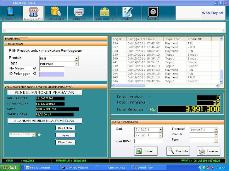 Online Bank Bni Dan Pospay Pt Prima Teknis Nusantara Ppob Bank Bni