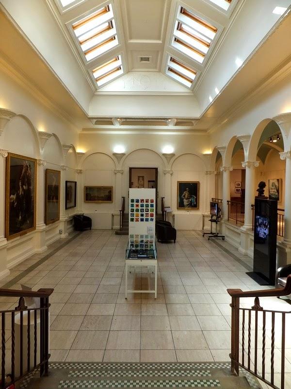 écosse scotland perth museum art gallery