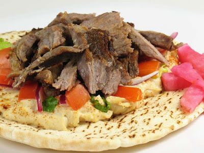 Beef shawermas are perfect for a quick and tasty meal Beef Shawerma Recipe