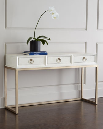 Copy Cat Chic Horchow Daisy Console