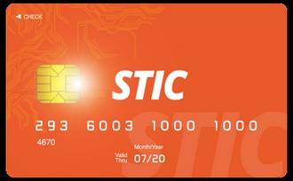 Sticpay cards