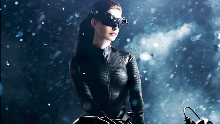 Catwoman Anne Hathaway HD Wallpaper