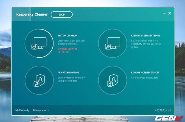 Kaspersky Cleaner – Kẻ thay thế Ccleaner trong năm 2016?