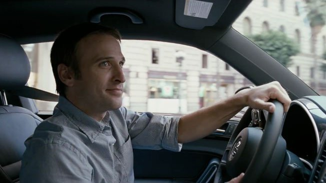 Who is that actor, actress in that TV commercial?: Volkswagon Black