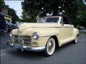 Karate Kid Classic Cars
