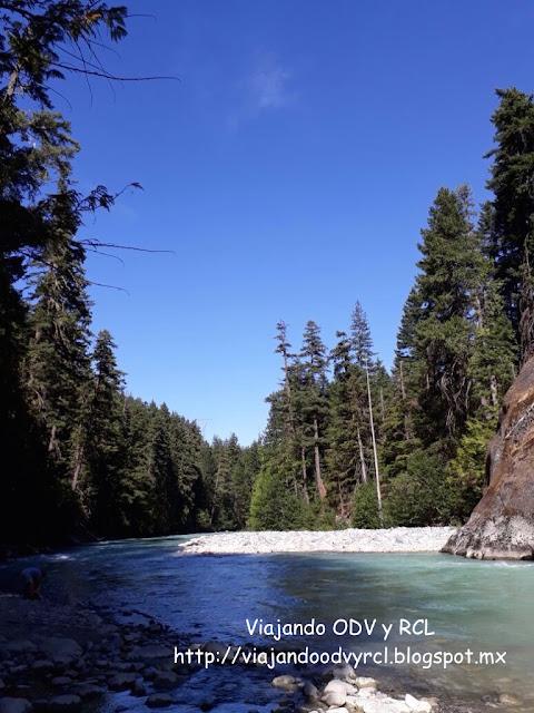 Nairn Falls BC Canada.Viajando ODV y RCL  http://viajandoodvyrcl.blogspot.mx