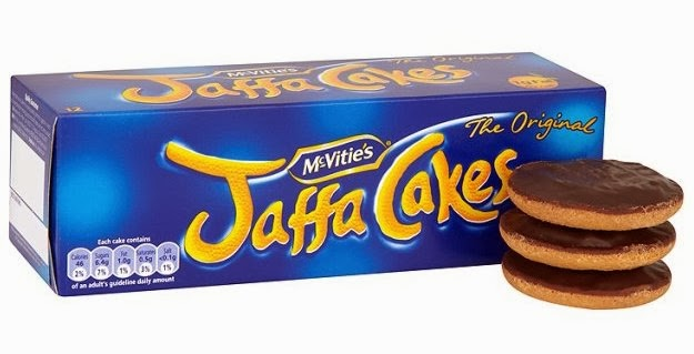 The Curious Incident With The Jaffa Cakes