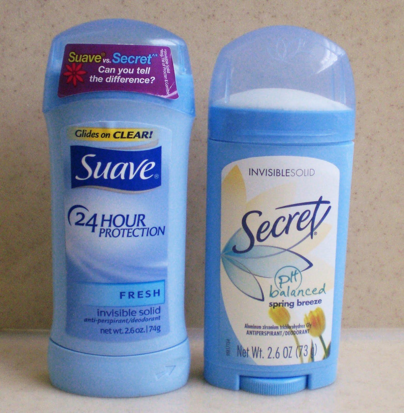 GLAMBO: Suave vs  Secret Challenge