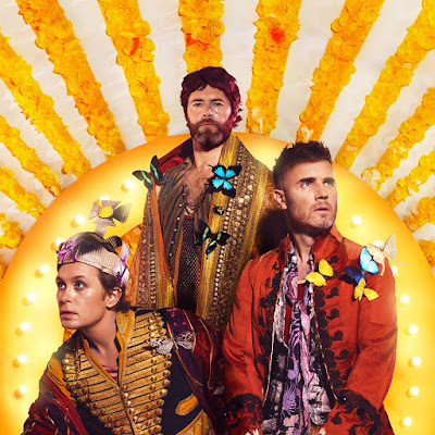 Take That unveil lyric video for new single 'Giants'