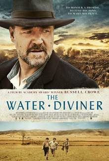 The Water Diviner (2015) English Movie Poster