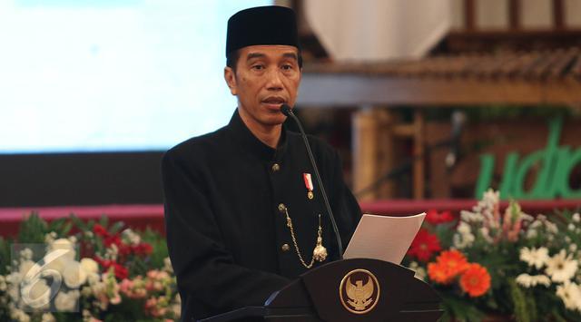 Dihadapan 700 Ulama, Presiden Jokowi Tegaskan Islam Radikal Bukan Islamnya Indonesia