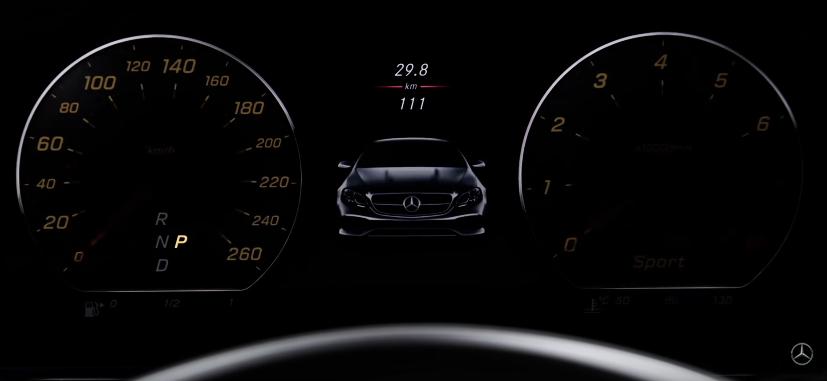 Canzone Mercedes pubblicità Benz E Class Coupe - Musica spot Dicembre 2016