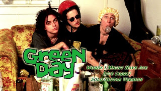 Green Day Lyrics - Words I Might Have Ate