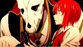 جميع حلقات انمي Mahoutsukai no Yome مترجم عدة روابط
