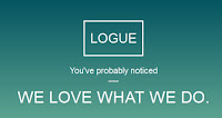 Logue Free blogger Template