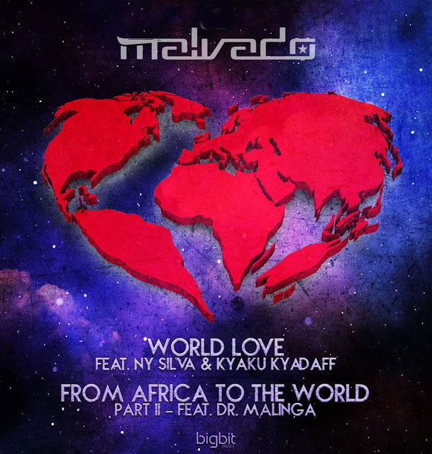 Dj Malvado Feat. Dr. Malinga - From Africa To The World (Pt. 2) (Original Mix) [Download]